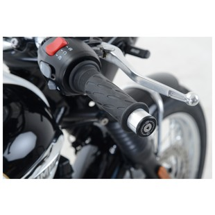 R&G Racing Bar End Sliders Triumph Bonneville T120 2016-2017