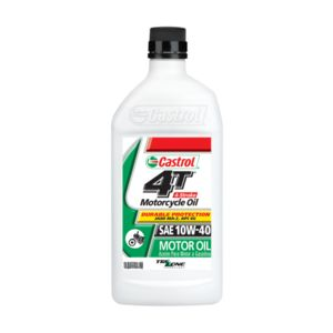Castrol 4T Engine Oil