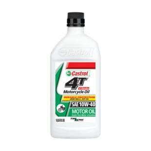 Castrol 4T Engine Oil