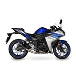 Scorpion RP-1 GP Series Exhaust System Yamaha R3 2015-2017