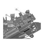Givi 365KIT Side Case Kit Yamaha FZ1 2006-2015