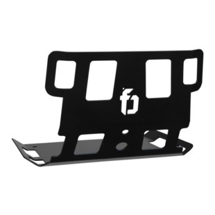 Firebrand Skid Plate For Harley Dyna 2006-2017
