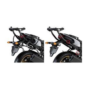 Givi PLXR366 Rapid Release V35 Side Case Racks Yamaha FZ8 2011-2013