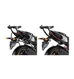 Givi PLXR366 Rapid Release Side Case Racks Yamaha FZ8 2011-2013