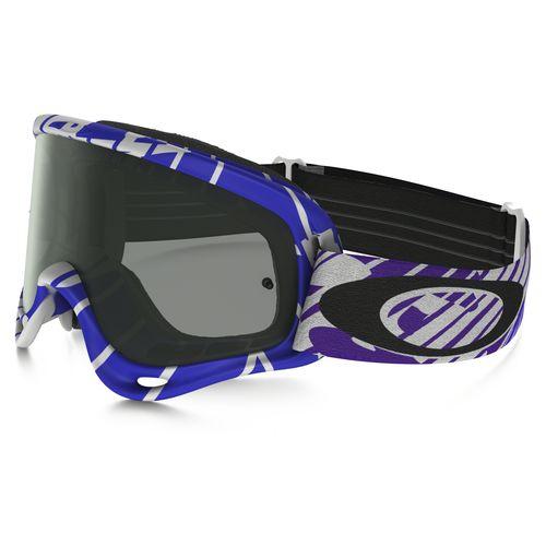 oakley o frame mx sand goggles whitepurple
