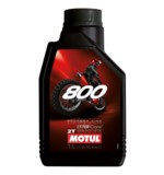 Motul 800 2T Off Road Racing Synthetic Engine Oil