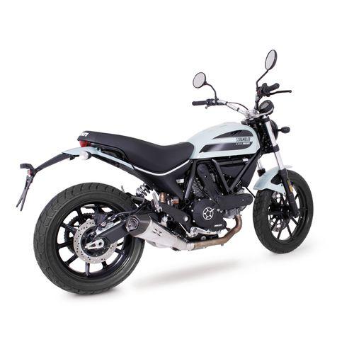 Ducati Scrambler Sixty Revzilla