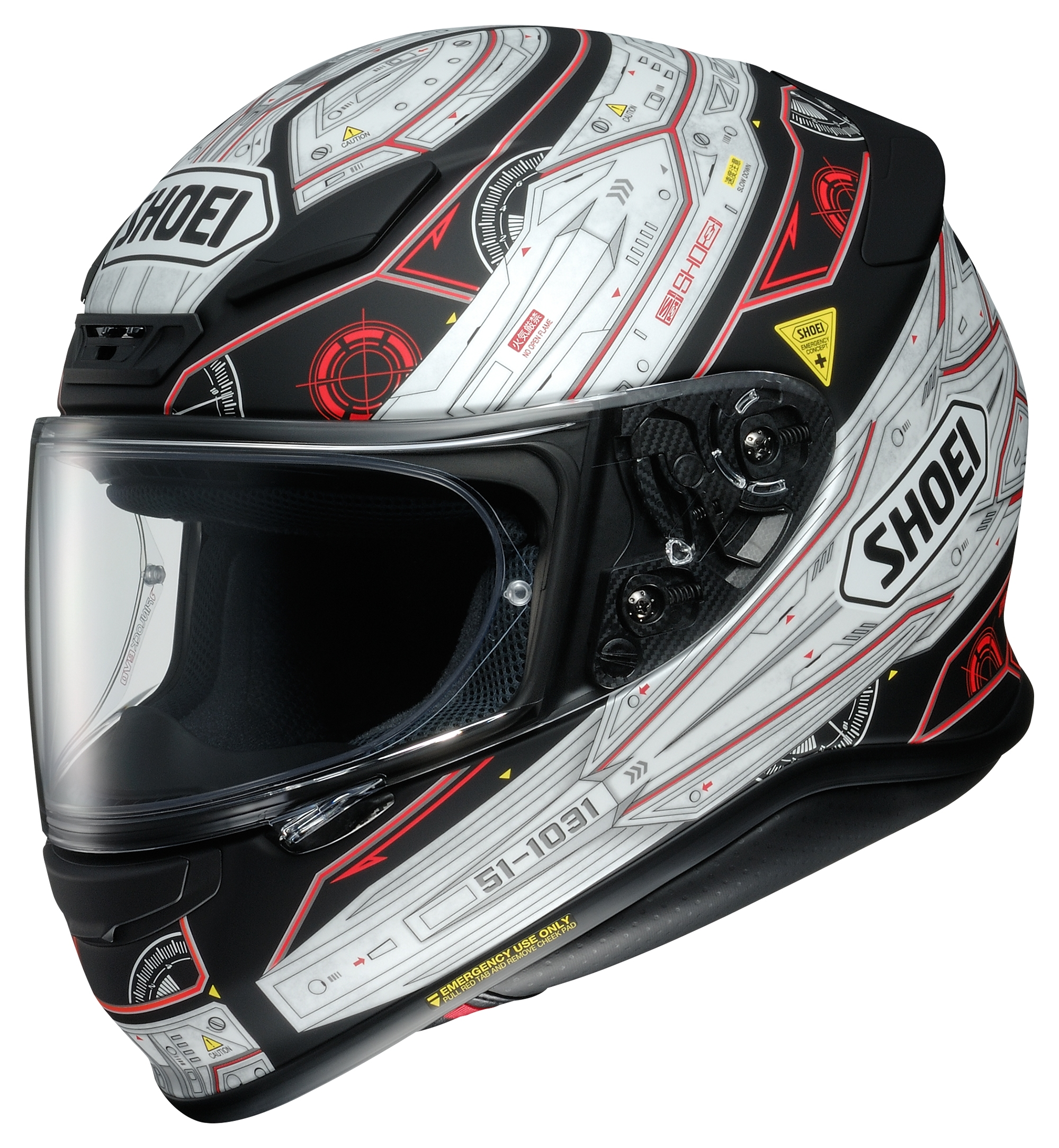 shoei rf 1200 vessel helmet 24 off revzilla. Black Bedroom Furniture Sets. Home Design Ideas
