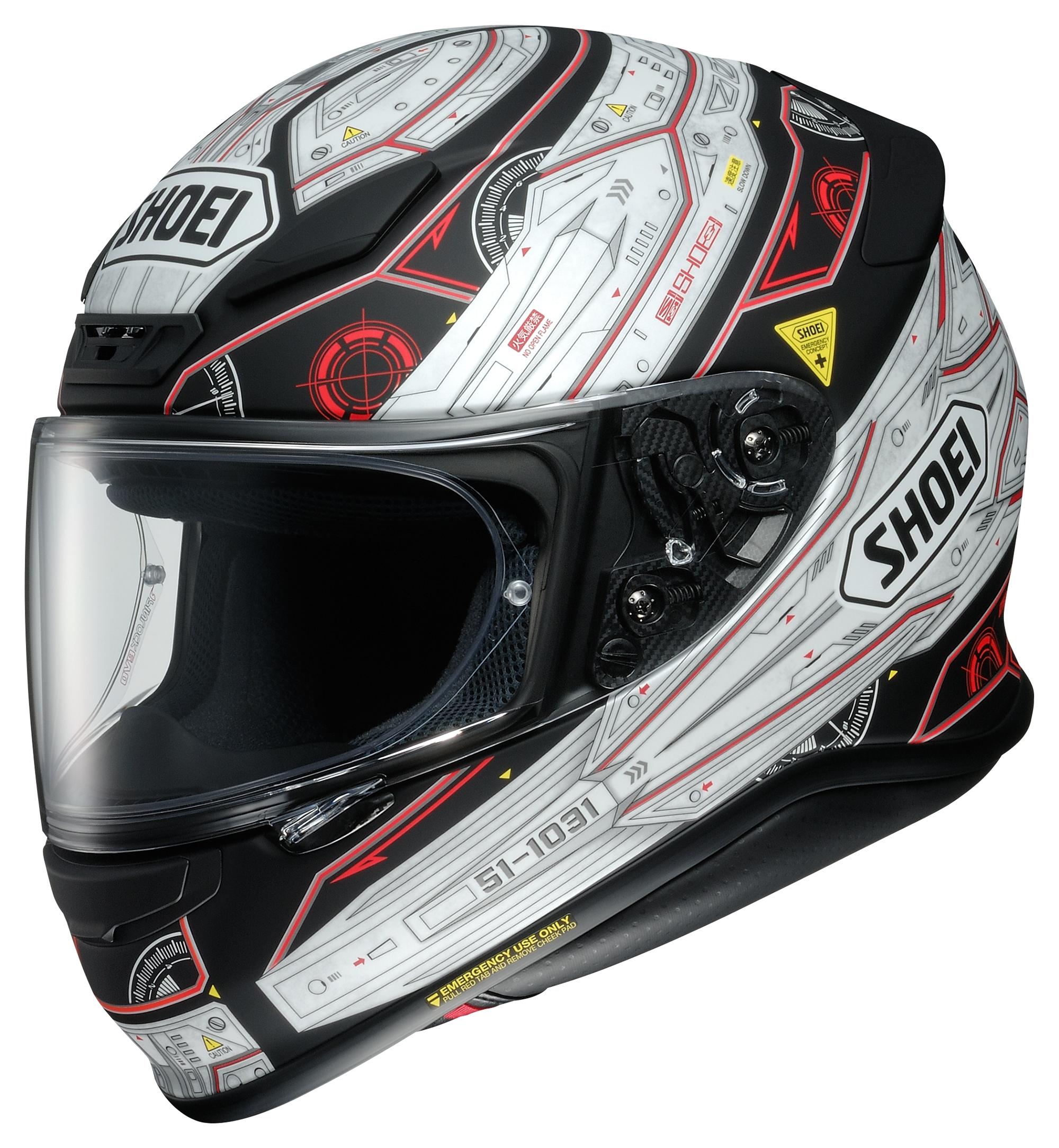 Shoei Rf 1200 Vessel Helmet 24 140 00 Off Revzilla