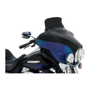 Memphis Shades Spoiler Windshield For Harley Touring 1996-2013