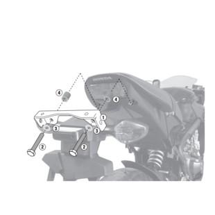 Givi 1137KIT Side Case Kit Honda CBR650F 2014-2016