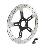 "Arlen Ness 14"" Big Brake Front Rotor For Harley Touring 2000-2007"