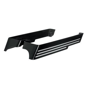 CycleSmiths Saddlebag Extensions For Harley Touring 1993-2013