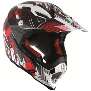 AGV AX-8 EVO Nofoot Helmet