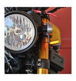 New Rage Cycles LED Front Turn Signals Yamaha XSR700 / XSR900
