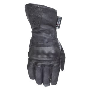 Highway 21 Black Rose Women's Gloves