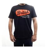 British Customs Made in LA Oval T-Shirt