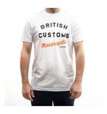 British Customs Brand T-Shirt