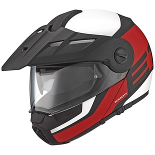 Schuberth E1 Guardian Helmet Red / 2XL [Blemished - Very Good]