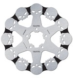 "Galfer 11.5"" Skull Front Brake Rotor For Harley 2000-2014"