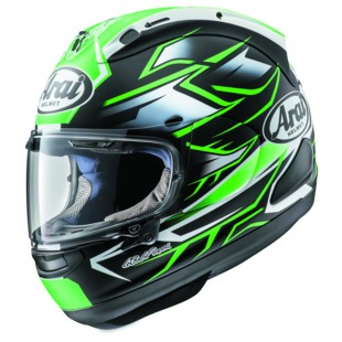 Arai Corsair-X Ghost Motorcycle Helmet