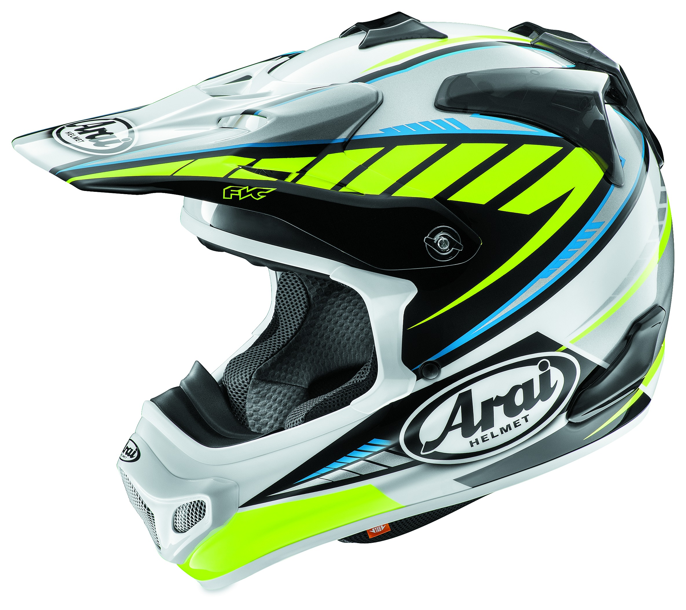 Arai Vx Pro 4 Spike Helmet 20 147 99 Off Revzilla