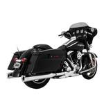 "Vance & Hines Eliminator 4"" Slip-On Mufflers For Harley Touring"