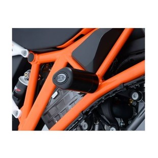 R&G Racing Aero Frame Sliders KTM 1290 Super Duke R 2014-2016 Black / Standard [Previously Installed]