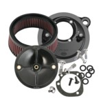 S&S Stealth Air Cleaner Kit For Harley EFI Sportster 2007-2017