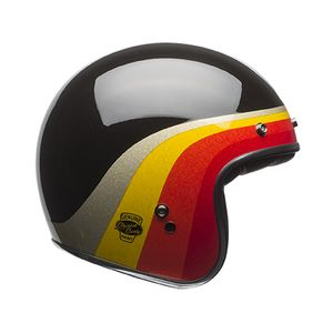 Bell Custom 500 Chemical Candy Helmet