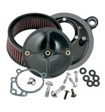 S&S Stealth Air Cleaner Kit For Harley EFI 2008-2017