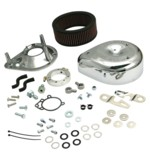 S&S Teardrop Air Cleaner Kit For Harley EFI Sportster 2007-2017