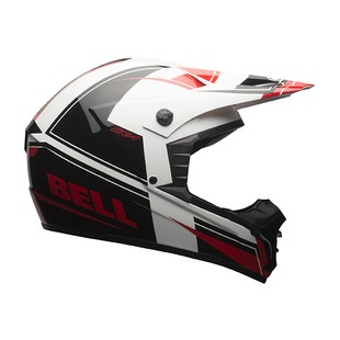 Bell SX-1 Holeshot Motorcycle Helmet