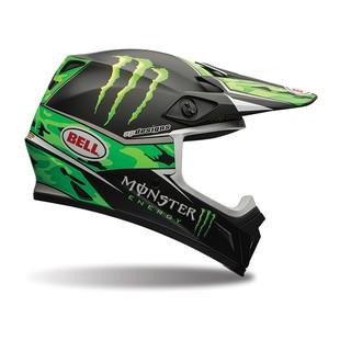 Bell MX-9 MIPS Pro Circuit Replica Motorcycle Helmet
