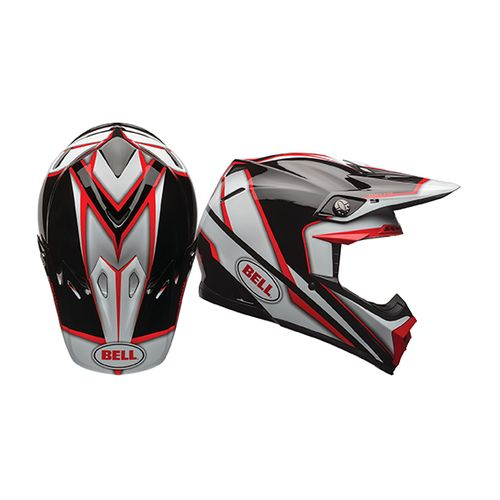bell moto 9 spark helmet revzilla. Black Bedroom Furniture Sets. Home Design Ideas