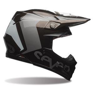 Bell Moto-9 Carbon Flex Seven Rogue Helmet