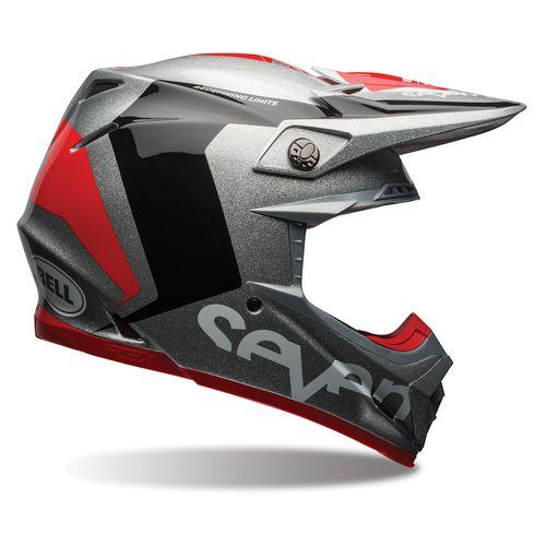 bell moto 9 flex seven rogue helmet revzilla. Black Bedroom Furniture Sets. Home Design Ideas