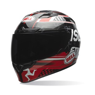 Bell Qualifier DLX Isle of Man Helmet