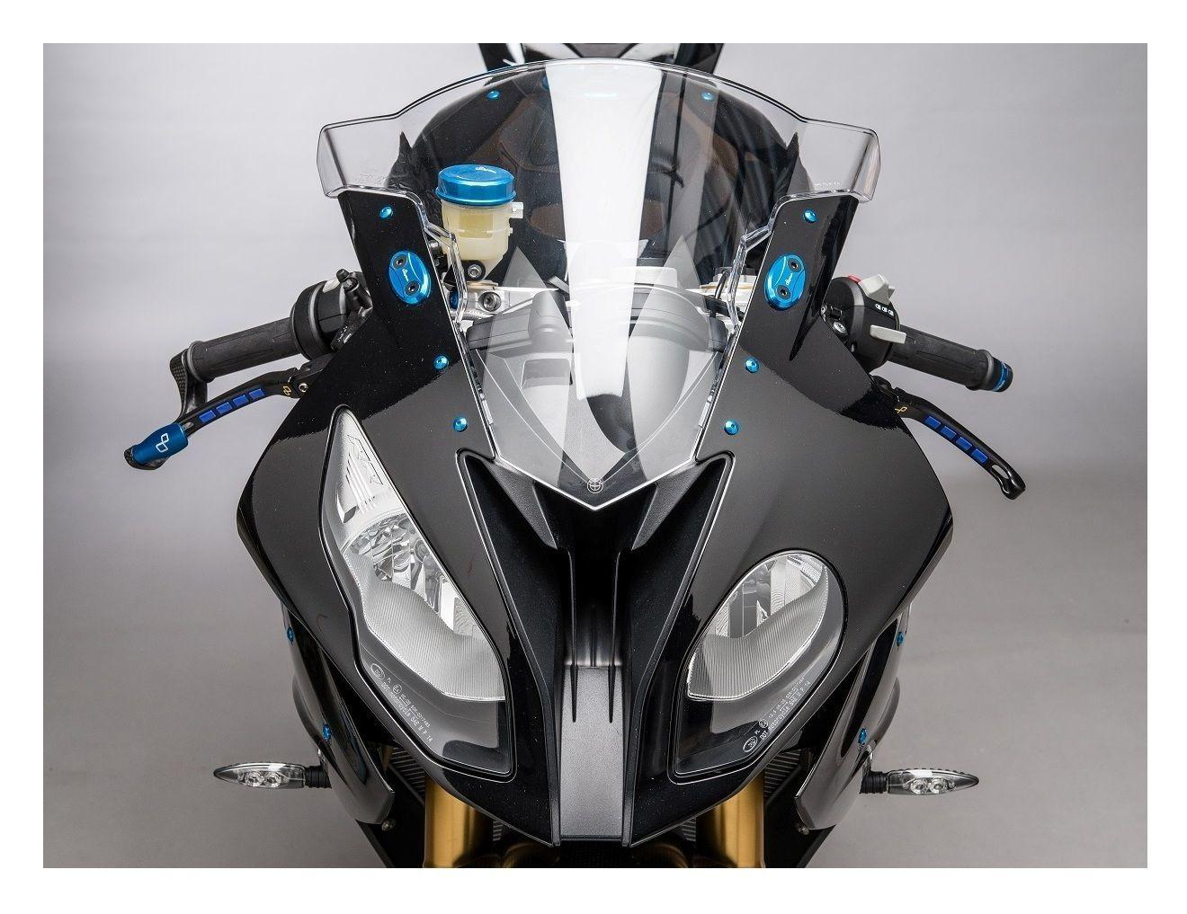 Lightech Mirror Block Off Plates Honda Cbr600rr Cbr1000rr Revzilla