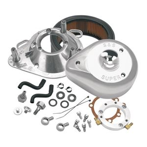 S&S Teardrop Air Cleaner Kit For Harley CV