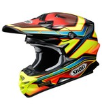 Shoei VFX-W Capacitor Helmet Yellow/Black / XL [Blemished - Very Good]