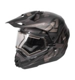 FXR Torque X Core Helmet - Electric Shield - (Sz LG Only)