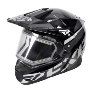 FXR FX-1 Team Helmet - Electric Shield
