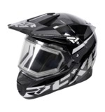 FXR FX-1 Team Helmet - Electric Shield