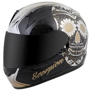 Scorpion EXO-R410 Sugarskull Helmet