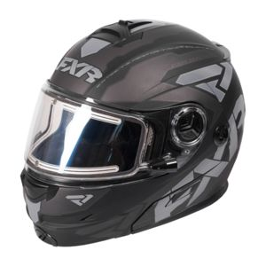 FXR Fuel Elite Helmet - Electric Shield