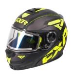 FXR Fuel Elite Helmet - Electric Shield