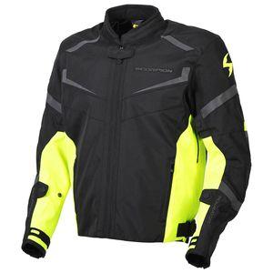 Phantom, Medium ScorpionExo Clutch Mens Leather Sport Motorcycle Jacket 12042-4