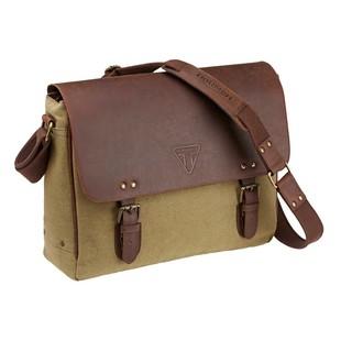 Triumph Canvas Messenger Bag