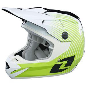 One Industries Atom Phantom Helmet Green/Black / MD [Demo - Good]